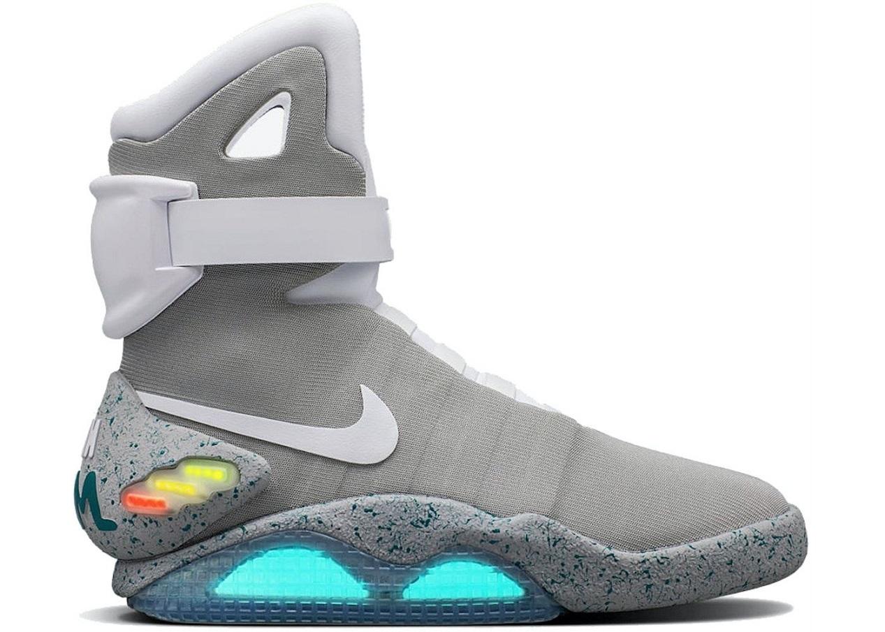 Nike Air du film Retour vers le Futur