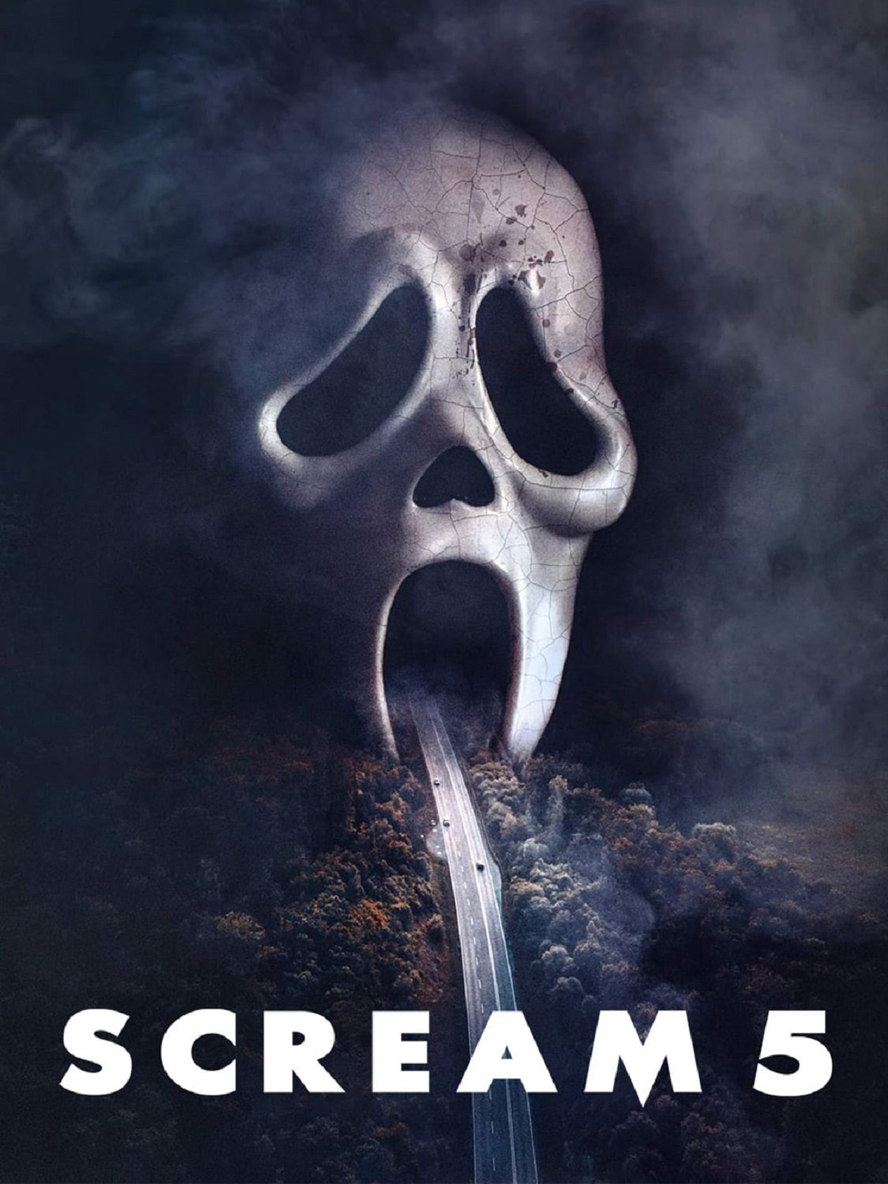 Affiche du film Scream 5