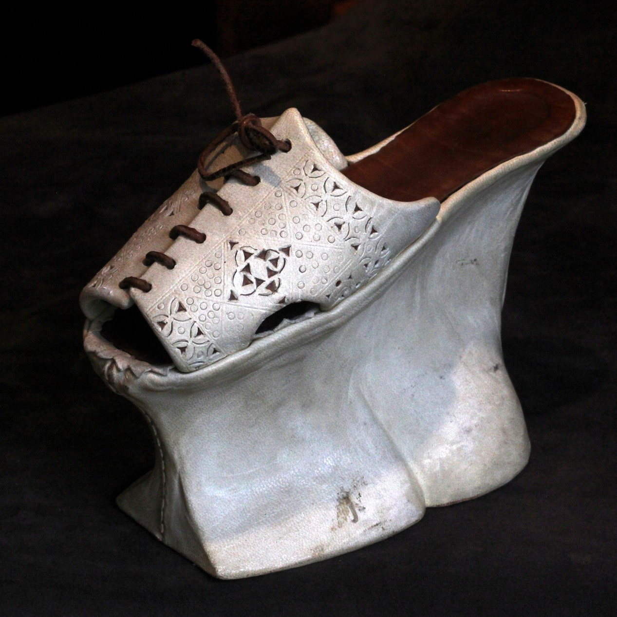 Chaussure Chopine pour femme