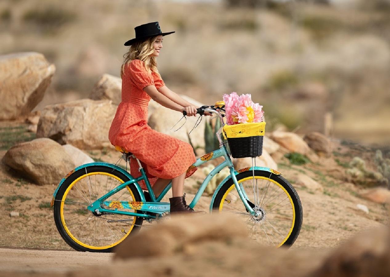 Vélo électrique rétro Electra