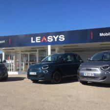 300 Fiat 500 électriques arrivent chez Leasys