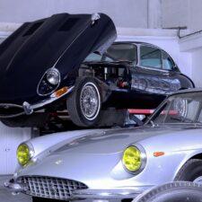 Chapal le Garage : un atelier de restauration