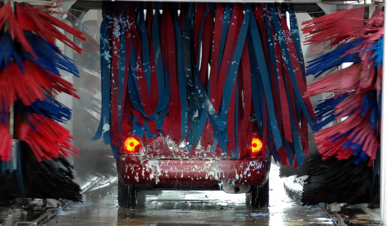 Rouleaux de lavage pour voitures