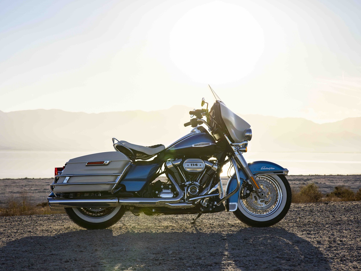 Harley-Davidson Electra Glide Revival modèle 2021