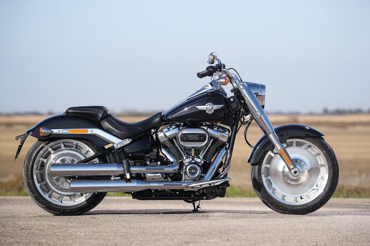 Harley-Davidson Fat Boy 2021