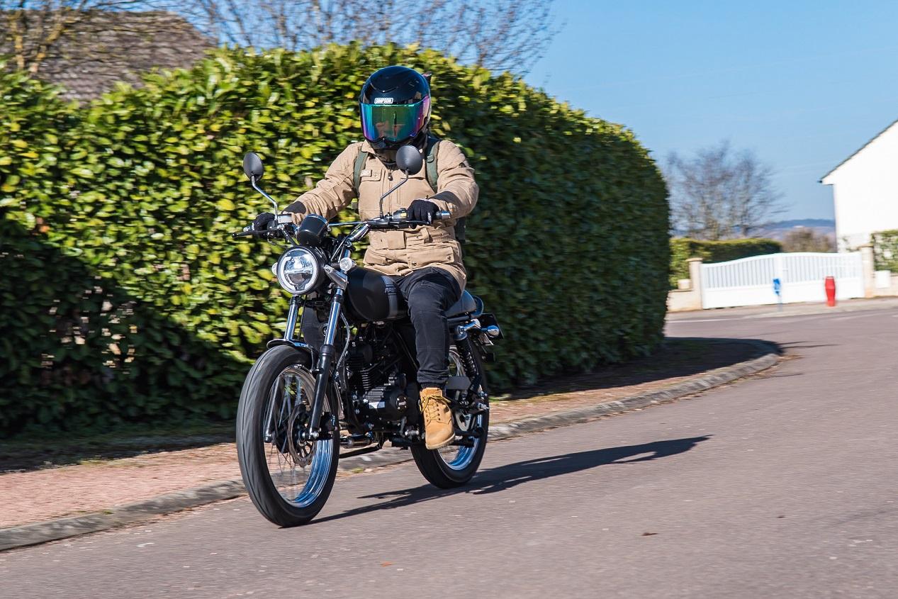 Mash modèle Fifty 50cc modèle 2021