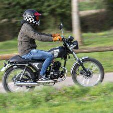 Mash présente la Fifty 50cc accessible dès 14 ans