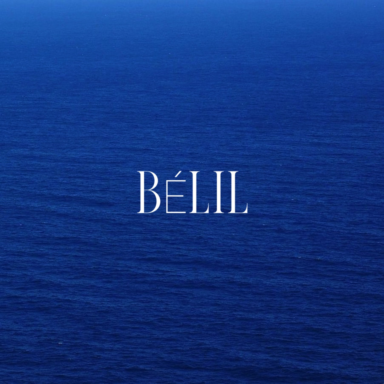 pochette de disque groupe français Bélil