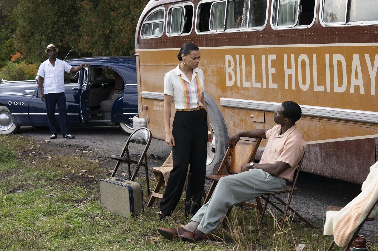 Image du film Billie Holiday avec Andra Day