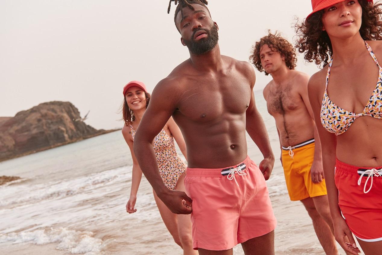 Maillots de bain homme de la marque Le Slip Français