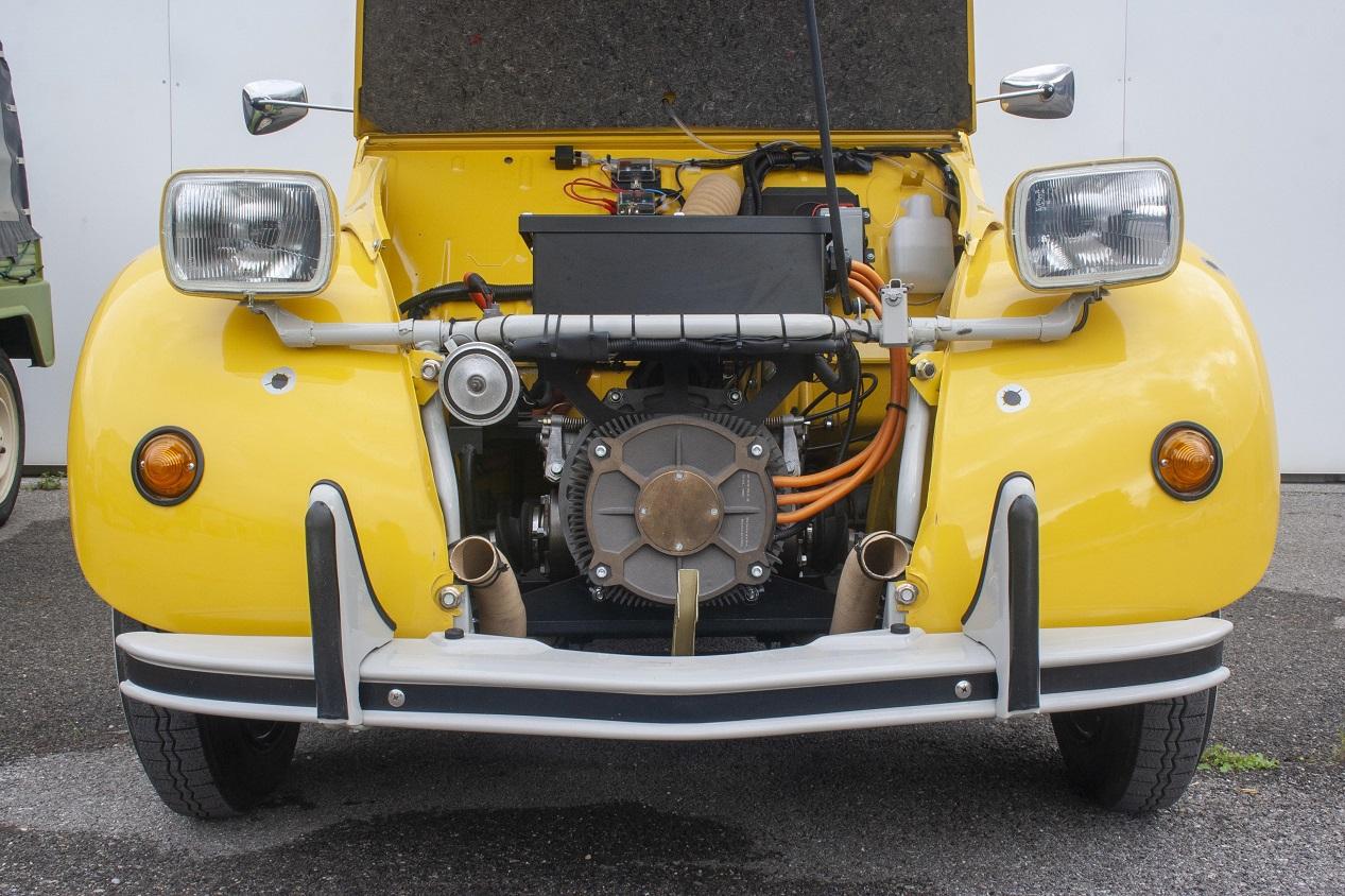 Citroën 2CV électrique