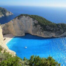 10 lieux où aller en Grèce à bord d'un bateau