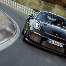 Porsche : nouveau record au Nürburgring à 6:43:300 minutes