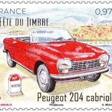 Les Trophées du Timbre 2020 récompensent les Peugeot 204 et 404