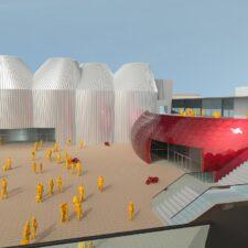 MOTO GUZZI : une nouvelle usine pour les 100 ans de la marque