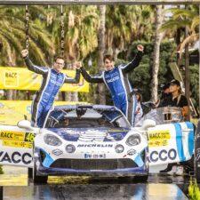 Alpine remporte la Coupe FIA R-GT