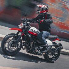 Ducati présente les nouveaux Scrambler 2022