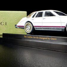 Offrez-vous une Cadillac Seville Gucci pour 120$ avec Hot Wheels