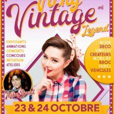 Le VICHY VINTAGE LEGEND FESTIVAL aura lieu les 23/24 octobre 2021